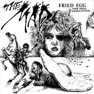 "The Mad - Fried Egg 7"" (1977 Records JAPAN)"